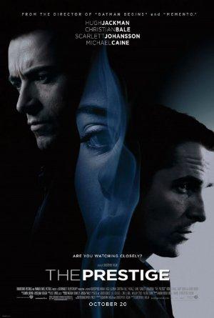 Affisch för The Prestige