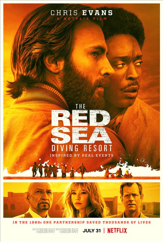 Affisch för The Red Sea Diving Resort