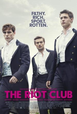 Affisch för The Riot Club