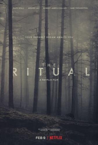 Affisch för The Ritual