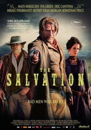 Affisch för The Salvation