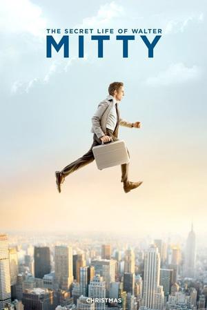Affisch för The Secret Life Of Walter Mitty