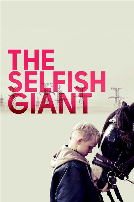 Affisch för The Selfish Giant