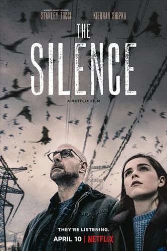 Affisch för The Silence