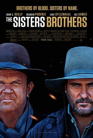Affisch för The Sisters Brothers