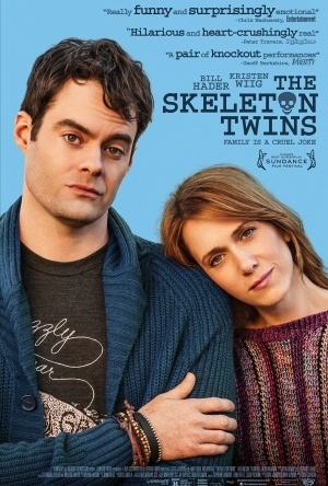Affisch för The Skeleton Twins