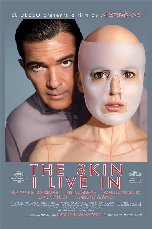 Affisch för The Skin I Live In