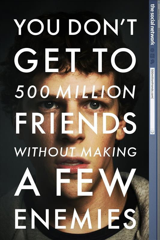 Affisch för The Social Network