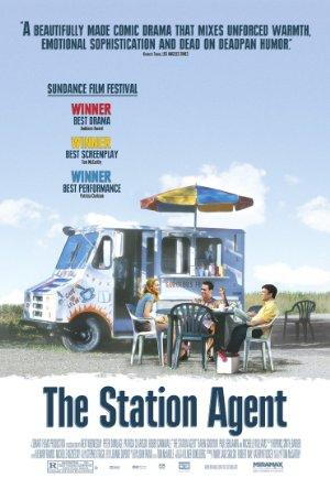 Affisch för The Station Agent