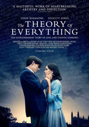 Affisch för The Theory Of Everything