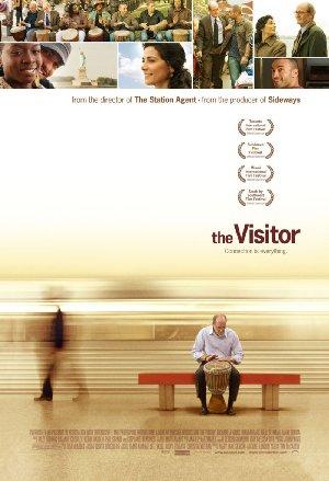 Affisch för The Visitor