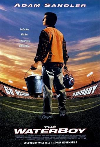 Affisch för The Waterboy
