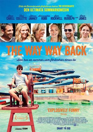 Affisch för The Way, Way Back