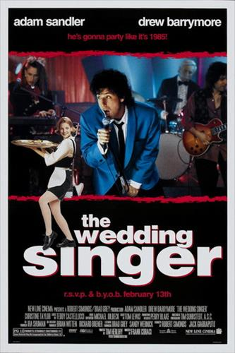 Affisch för The Wedding Singer