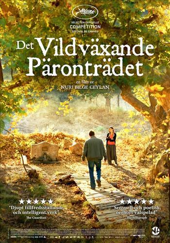 Affisch för Det Vildväxande Päronträdet