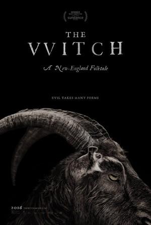 Affisch för The Witch