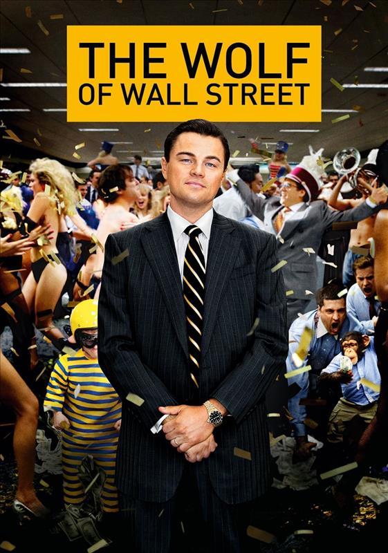 Affisch för The Wolf Of Wall Street