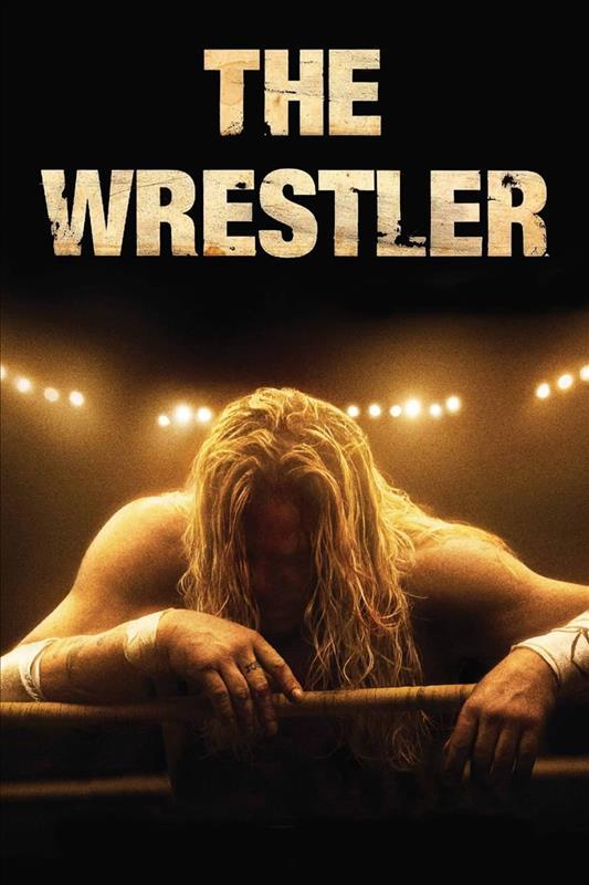 Affisch för The Wrestler