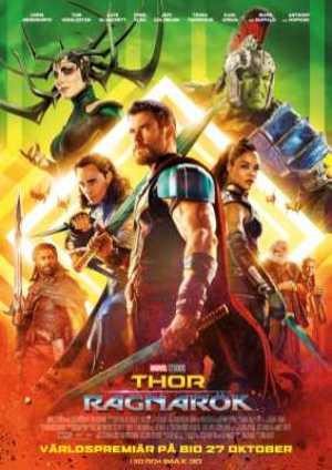 Affisch för Thor: Ragnarök