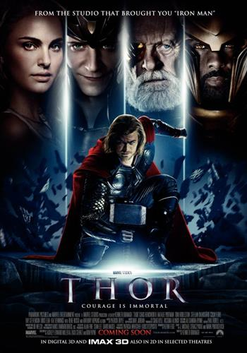Affisch för Thor