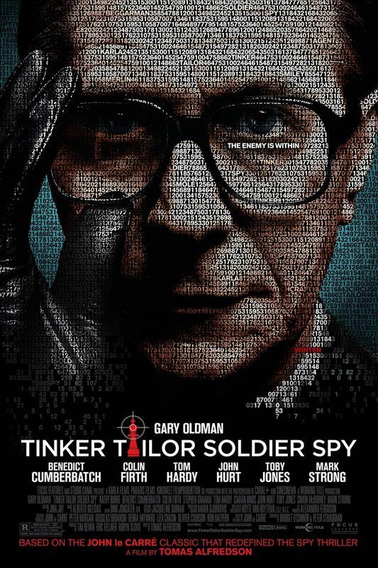 Affisch för Tinker, Tailor, Soldier, Spy