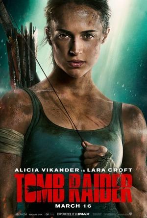 Affisch för Tomb Raider