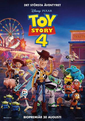 Affisch för Toy Story 4