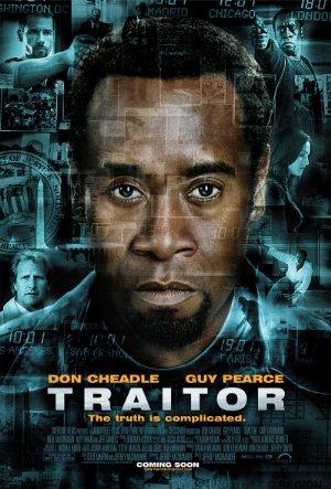 Affisch för Traitor
