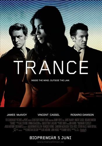 Affisch för Trance
