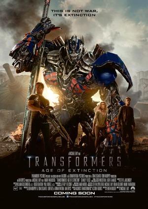 Affisch för Transformers: Age Of Extinction