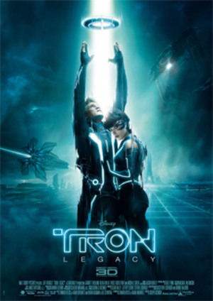 Affisch för Tron: Legacy