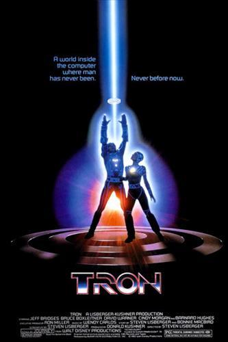 Affisch för Tron