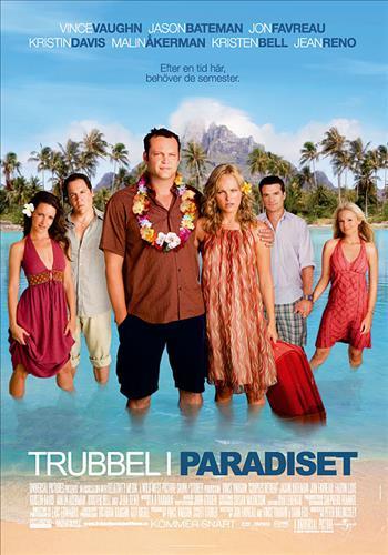 Affisch för Trubbel I Paradiset
