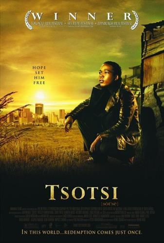 Affisch för Tsotsi