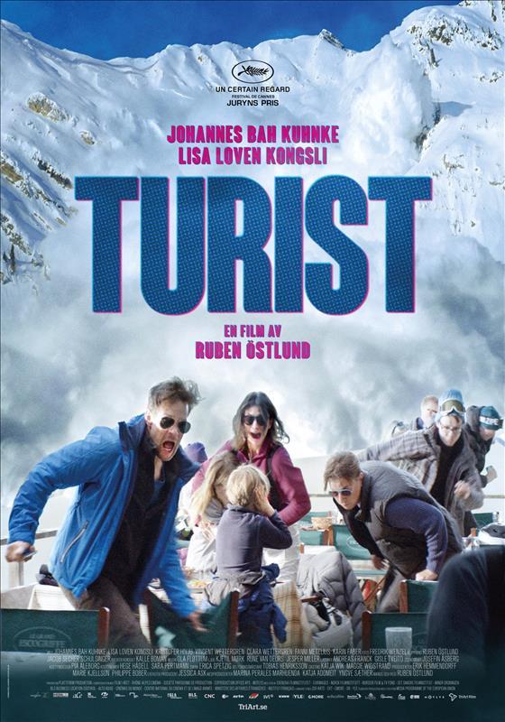 Affisch för Turist