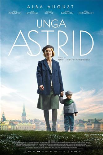 Affisch för Unga Astrid
