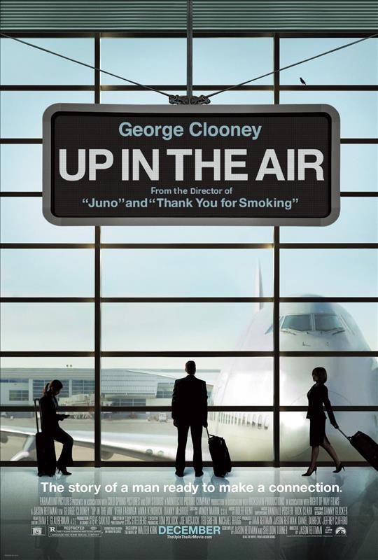 Affisch för Up In The Air