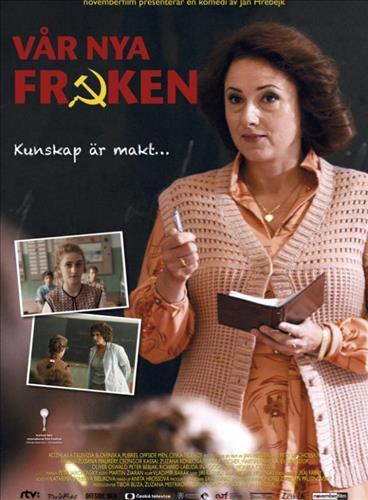 Affisch för Vår Nya Fröken