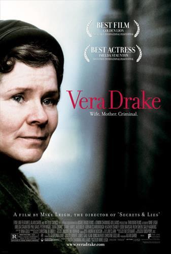 Affisch för Vera Drake