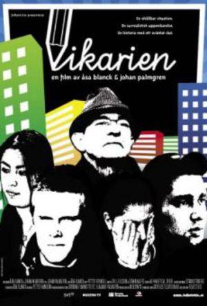 Affisch för Vikarien