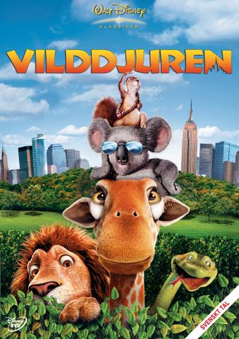 Affisch för Vilddjuren