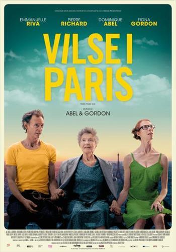 Affisch för Vilse I Paris
