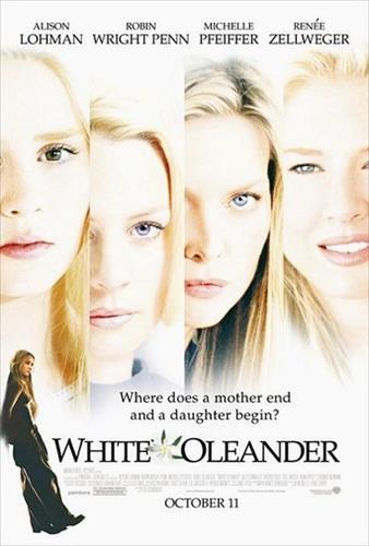 Affisch för Vit Oleander