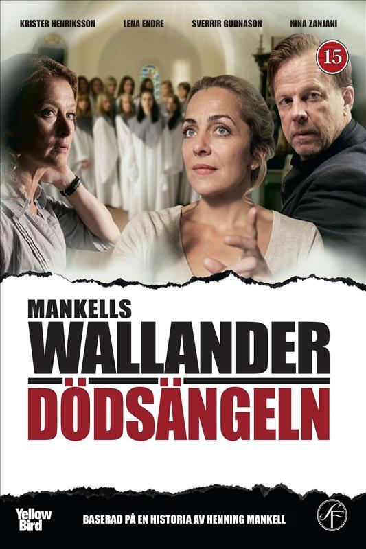 Affisch för Wallander: Dödsängeln