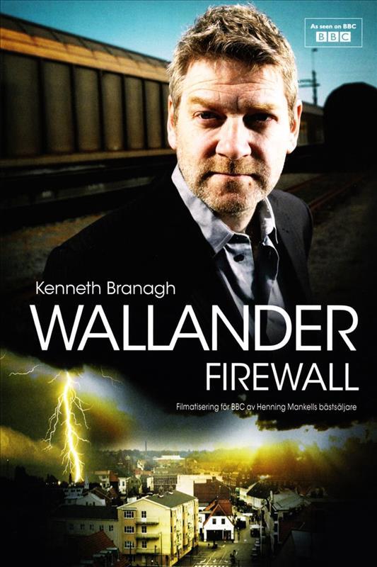 Affisch för Wallander: Firewall