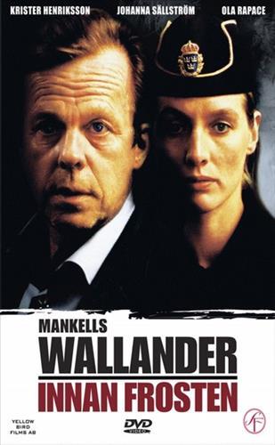 Affisch för Wallander: Innan Frosten