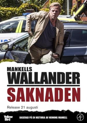 Affisch för Wallander:  Saknaden
