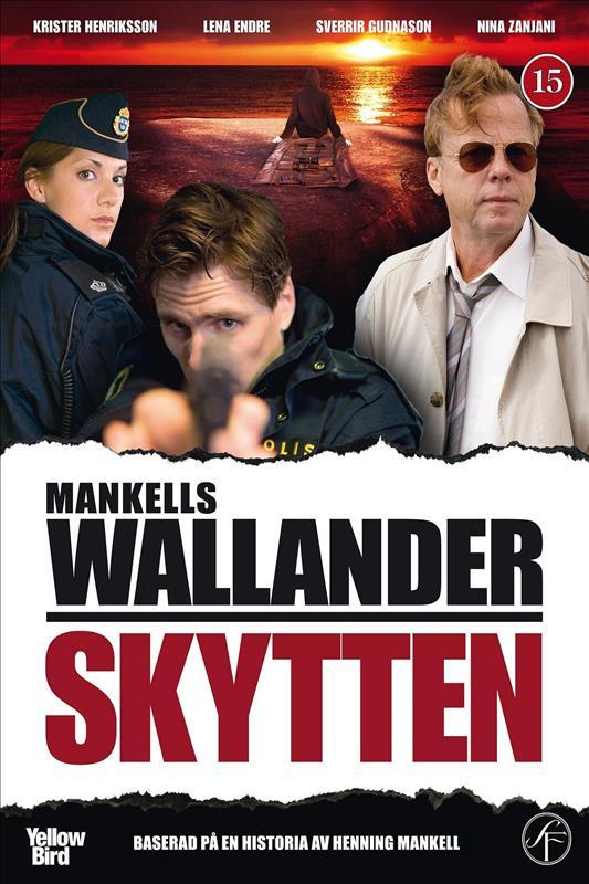 Affisch för Wallander: Skytten