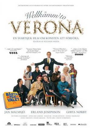 Affisch för Wellkåmm To Verona