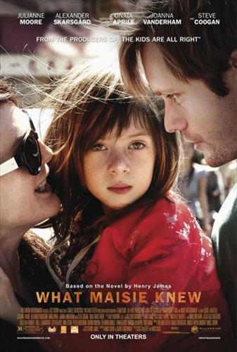 Affisch för What Maisie Knew